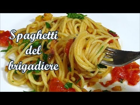 Spaghetti del brigadiere