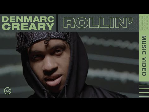 Denmarc Creary // Rollin' (Remix) ft. Dialect [Music Video]