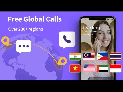 #aalltips  2020 free call,Global International free calling app