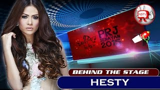 Hesty Behind The Stage Prj 2015 Nstv