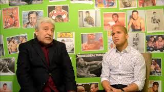Boxeador cubano invicto opina sobre Rigondeaux-Lomachenko y sobre Mayweather-Mcgregor