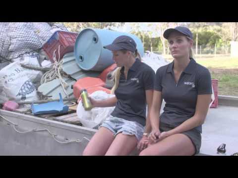 water3 Ambassadors Justine and Jordan Mowen from Team Mowen (cut down version 90sec)