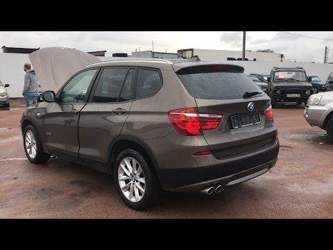 Самый Дешёвый в продаже BMW X3 ! Разберёмся почему