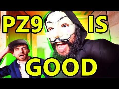 PZ9 DID NOT BETRAY THE  SPY NINJAS - PZ9 IS GOOD (Chad Wild Clay Vy Qwaint)