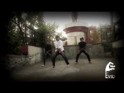 hiphop on bollywood song blue eyes honey singh dance by d evilx Travel Video