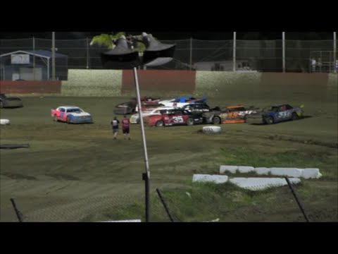East Bay Raceway Park   |   The slowest pile up I've ever seen!