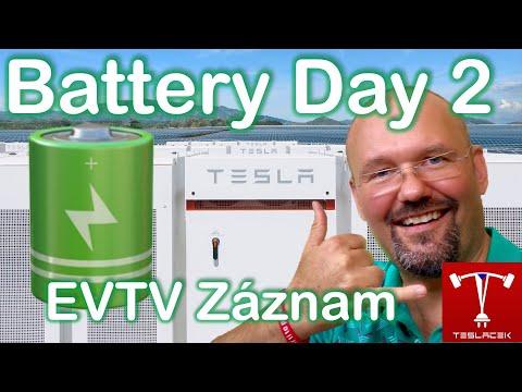 #209 EVTV Tesla Battery Day 2 | Teslacek