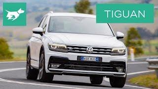 2017 Volkswagen Tiguan Review: First Drive