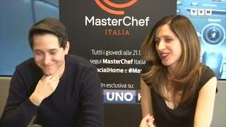 MasterChef 6: Gli eliminati - Michele Ghedini e Loredana Martori