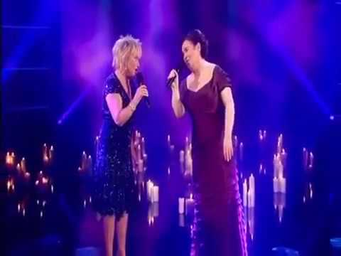 Susan Boyle performs Duet with Elaine Paige 13th Dec 09 ...