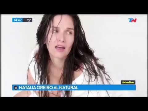 Natalia Oreiro Tapa De Revista A Los 40 Y Sin Photoshop