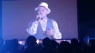 2015年島ぜんぶておーきな祭のフィナーレを飾ライブにゲスト出演.