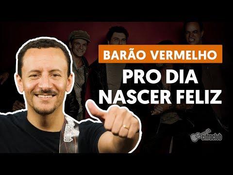 PRO DIA NASCER FELIZ - Barão Vermelho (aula de baixo)
