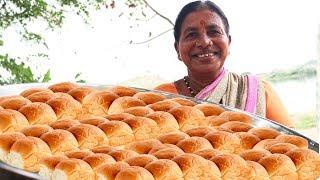 Pav Bhaji Recipe | Mumbai Street Style Pav Bhaji By Grandma | पाव भाजी रेसिपी