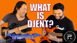What is DJENT? Herman Li (DragonForce) Asks Misha Mansoor (Periphery) in Live Jam Session