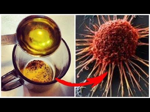 Смешайте ЭТО с Водой и Раковые Клетки Отступят
