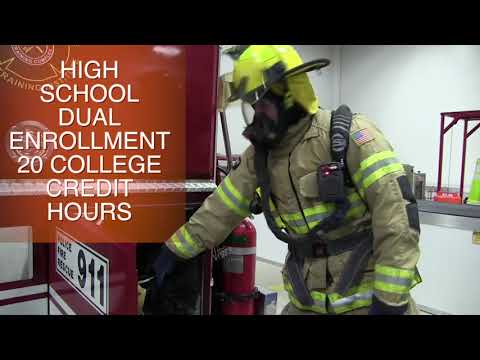 High School Dual Enrollment Fire Training Program - Student Perspective