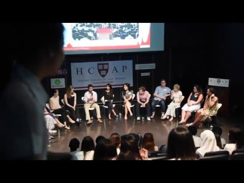 HCAP Bangkok 2016: Q&A with Harvard Students