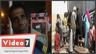 المواطن عصام عبد الجليل يطالب بحل أزمة المياة فى أبو النمرس