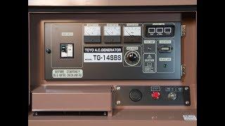 электрогенератор Toyo TG-19TBS обзор