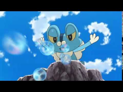 A Battle Of Aerial Mobility Pokémon The Serie...