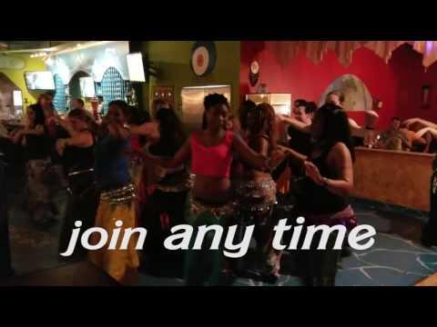 Super fun Belly Dance Party - Kairo Karaoke