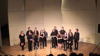 """White Winter Hymnal"" (Fleet Foxes Cover) ISU Clef Hangers A Cappella"