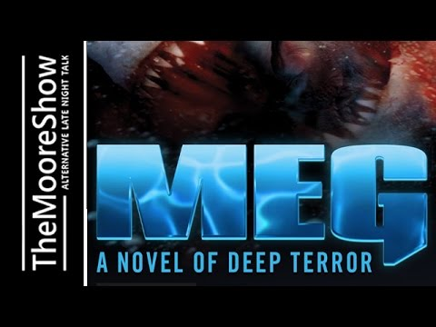 Author Steve Alten Meg A Novel of Deep terror