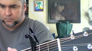 Amos Lee-Mountains of Sorrow Rivers of Song cover by Joe Marquis