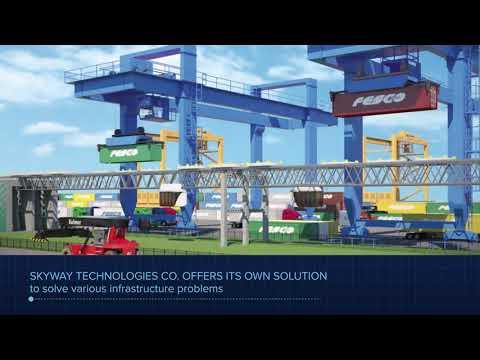 🎥 SkyWay new presentation. New Transportation Investments.