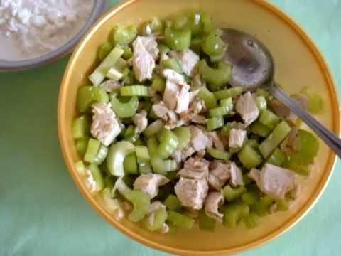 Салаты из сельдерея - рецепты с фото на  (70