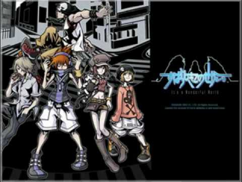 The World Ends With You   Calling   Google Chrome