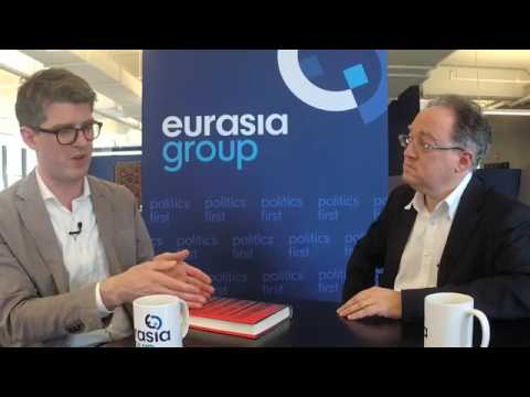 Interview with Gideon Rachman, Author of Easternization: Asia's Rise and America's Decline