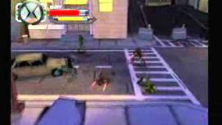 Lets play Ben10 protector of earth Part 7 San Francisco of death