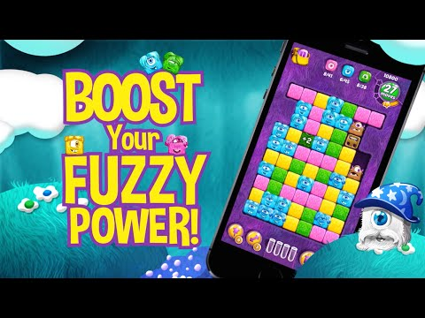 Fuzzy Flip - #1 FREE IPhone Puzzle Game - Available Now!