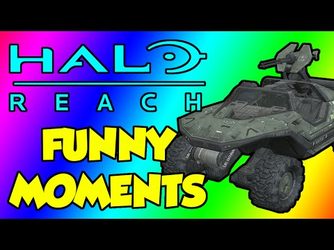 Halo Reach Funny Moments #1 - Nascar Racing, Custom Game from YouTube · Duration:  6 minutes 33 seconds