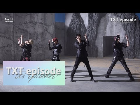 [EPISODE] TXT (투모로우바이투게더) '동물원을 빠져나온 퓨마' MV Shooting Sketch