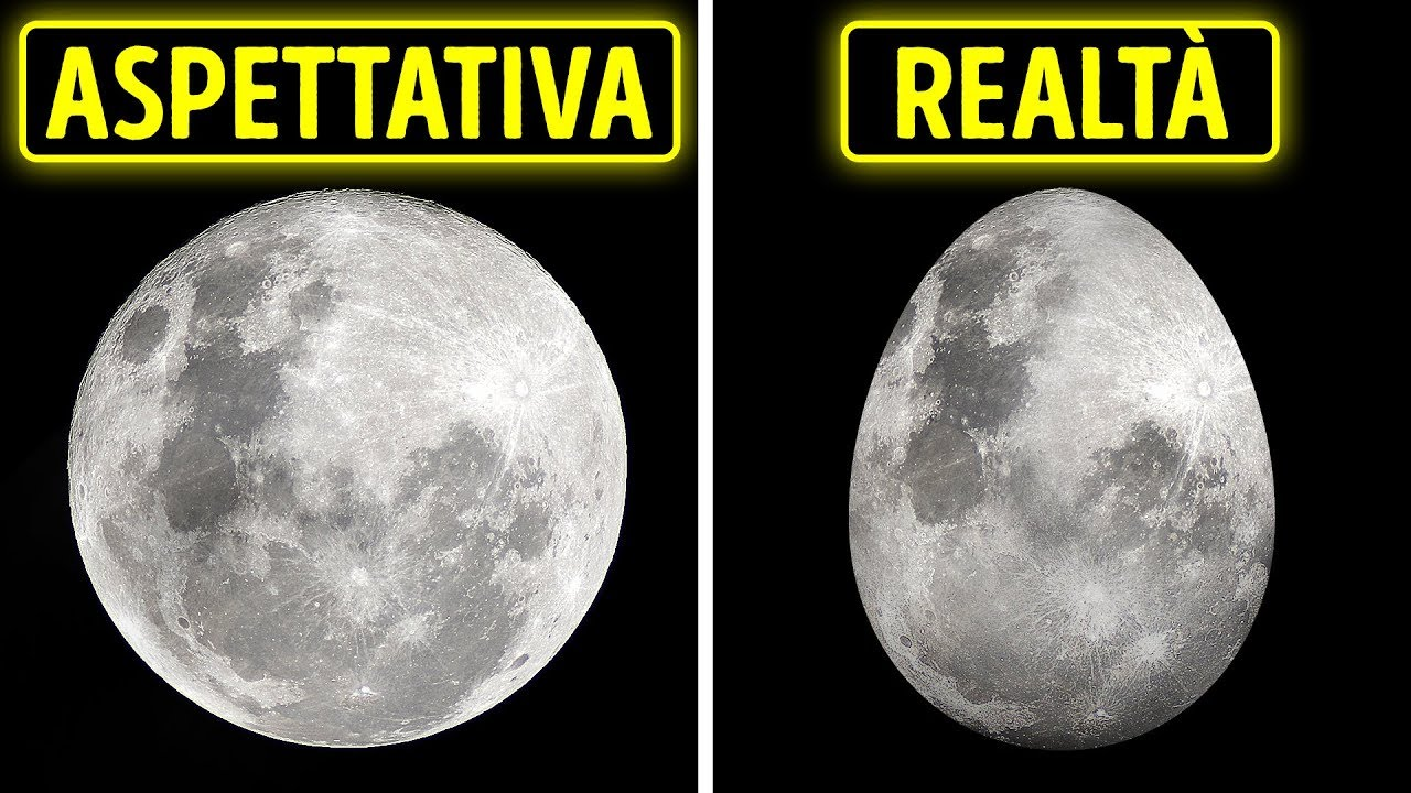 45 Fatti Riguardanti la Luna che non Conoscevi