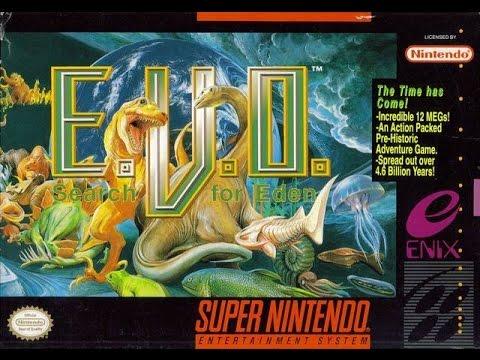 E.V.O.: Search For Eden Video Walkthrough