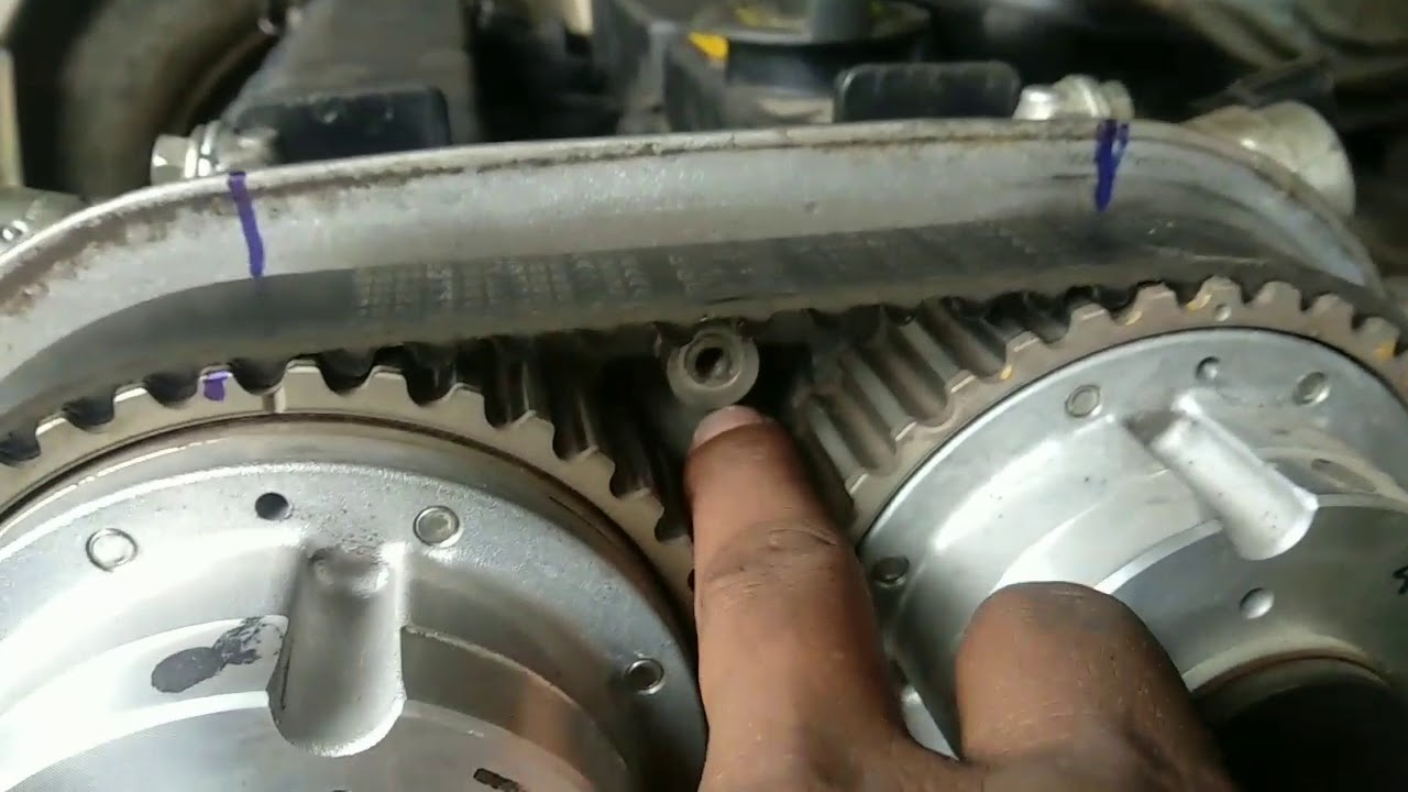 ford ecosport engine timing [ 1280 x 720 Pixel ]