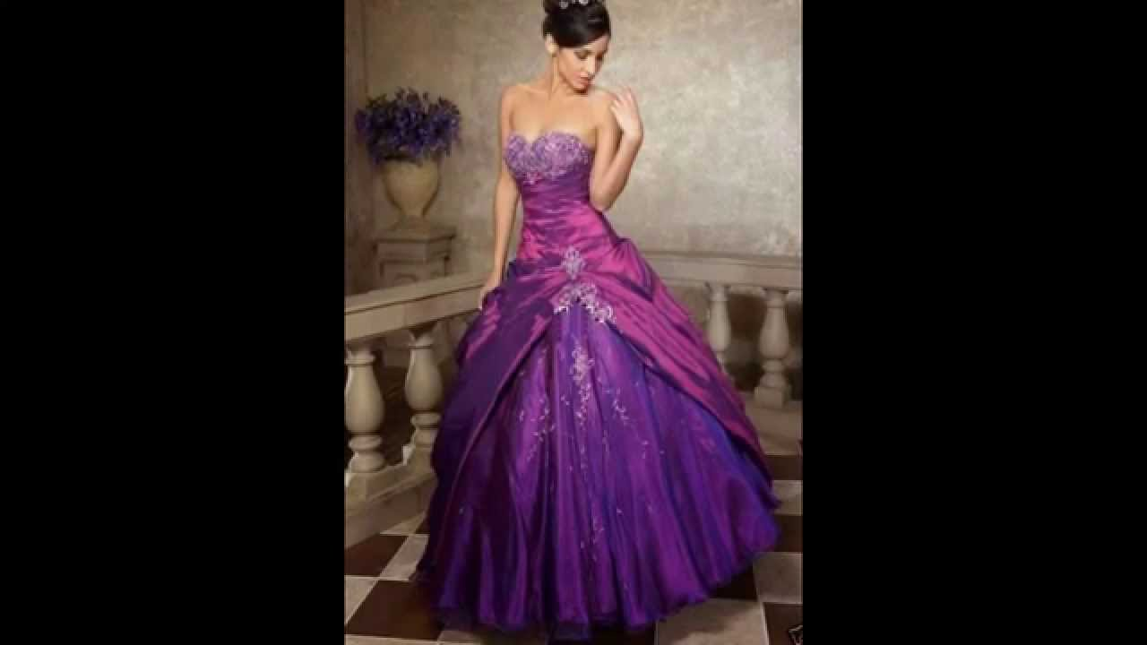 15 Pictures of the best wedding dress of the year 2015 - YouTube