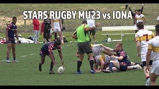 Tropical 7s 2019: Stars Rugby MU23 vs Iona