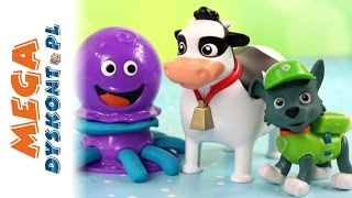 Na Ratunek Zwierzętom! - Psi Patrol & Play-Doh - Bajki dla dzieci