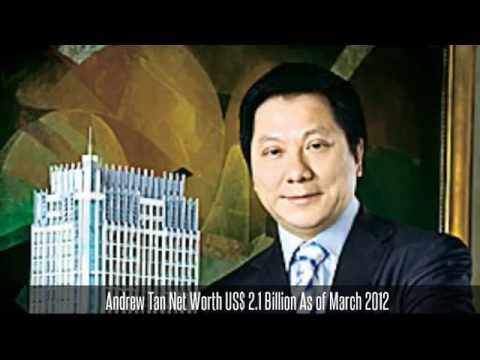 Top Richest People in the Philippines 2012