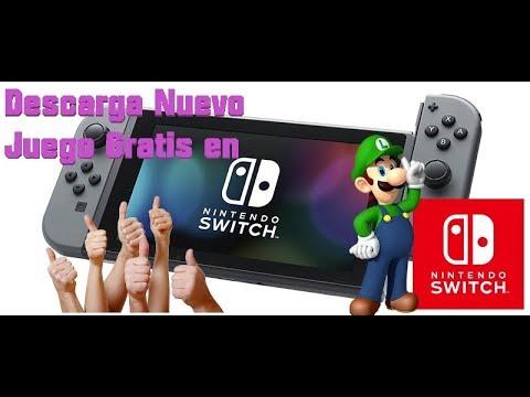 Descarga Gratis Nuevo Juego En Nintendo Switch Youtube