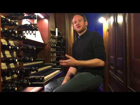 Mendelssohn Organ Works - Teaser 4 - Scherzo from A Midsummernight's Dream