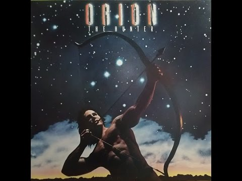 All Those Years - Orion The Hunter (1984) Clean Vinyl Recording HD