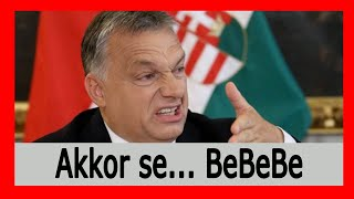 Orbánt levegőnek nézték Szijjártóval együtt mert keresztbe akart tenni az EU-nak