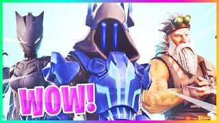 SKINS SEASON 7 UNCOVERED! -Fortnite Battle Royale