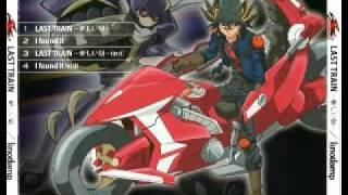 Yu-gi-oh! 5DS opening 1 Kizuna/Kra (Full)